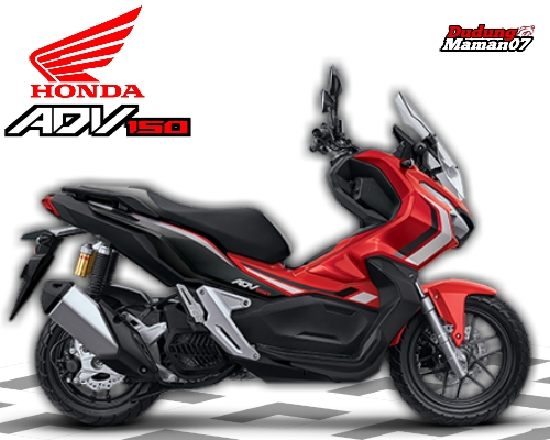 Vi Warna Motor Honda Adv 150 Abs Dan Cbs Dudungmaman07