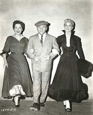 Man of a Thousand Faces - James Cagney, Dorothy Malone, Jane Greer