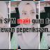 (Video) Guru sedih, kecewa calon SPM keluar kata kesat dalam dewan