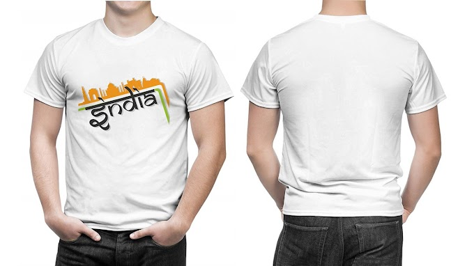 Buy Indian Flag T-Shirt for Independence Day 2018