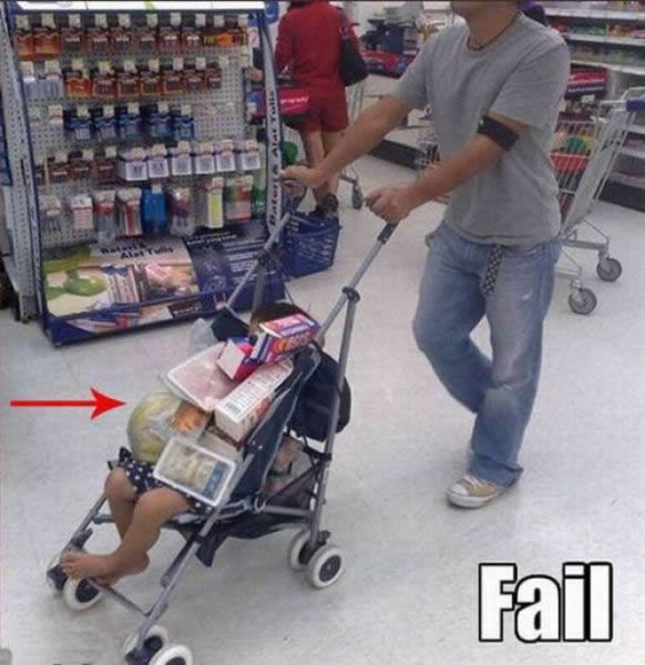 Bad Parenting | Hilarious images daily