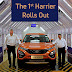 Tata Harrier rolls out from its new Pune assembly line