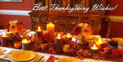 Famous Thanksgiving Wishes