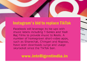 Looking for a new replacement for Tiktok ? Instagram is coming with new features.