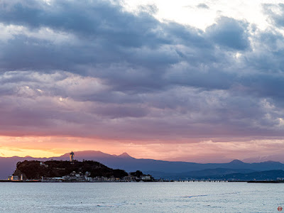 Enoshima Island: Inamuragasaki Cape (Kamakura)