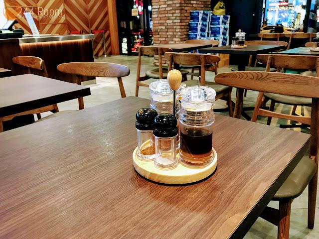 Pepper lunch hanoi ペッパーランチハノイ調味料