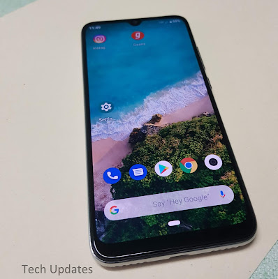 Xiaomi Mi A3 Unboxing, First Look , Photo Gallery