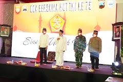 Doa Bersama HUT TNI Ke 75 Di Batang