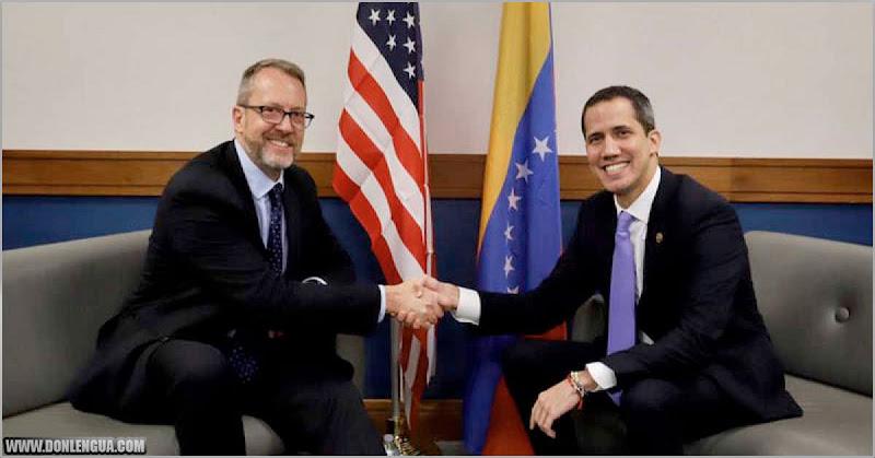 James Story designado embajador de EEUU en Venezuela por  el propio Donald Trump