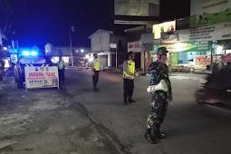 Koramil Pedan Aktif Melaksanakan Patroli Yustisi Saat Pandemi Covid 19