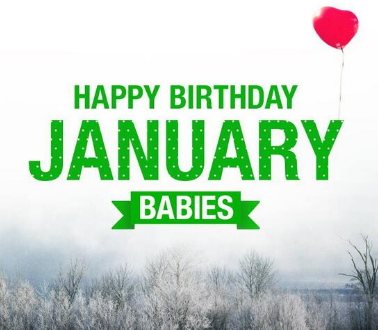 january birth month facts