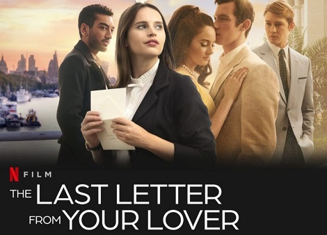 Download The Last Letter from Your Lover (2021) Dual Audio [Hindi+English] 720p + 1080p WEB-DL ESubs