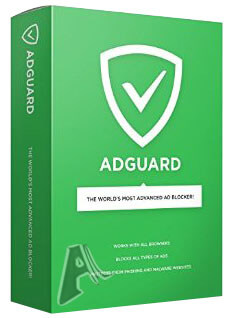 Adguard is one of the best ad blocker and pop-up killers for all web browsers, protect your computer from many other threats.