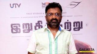 Irudhi Suttru is tamil cinemas pride – Amma Creations T.Siva
