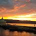 Βίντεο: Το μαγευτικό ηλιοβασίλεμα στο φανάρι του Αργοστολίου