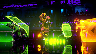 Laser League Game Screenshot 3