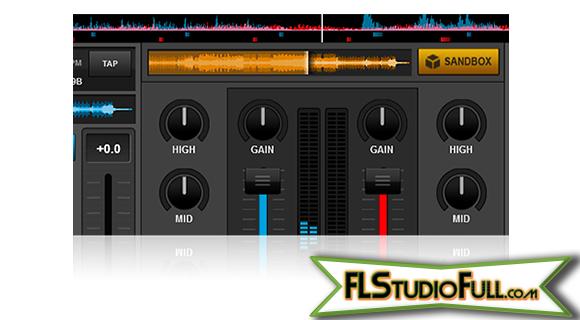 Virtual DJ 8 - Sandbox