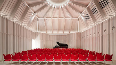 Royal Academy of Music's Angela Burgess Recital Room