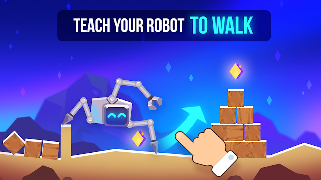 Robotics! Hileli APK - Sınırsız Para Ve Elmas Hileli