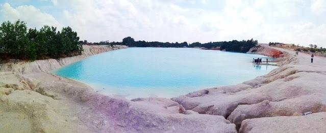 Danau Tambang Pasir
