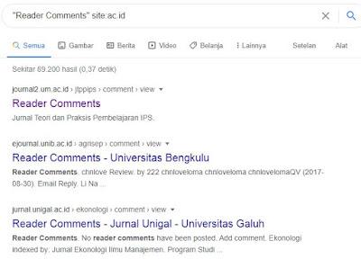 menanam backlink pada situs ac.id