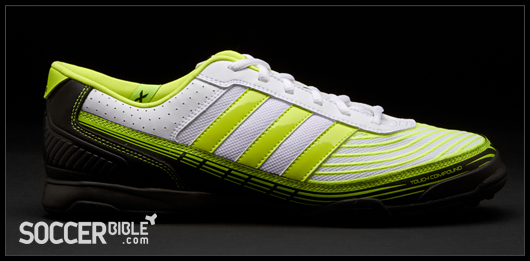 competitive price 9cf61 d98fd Turf Football Trainer Adidas adi5 White/Electricity/Black