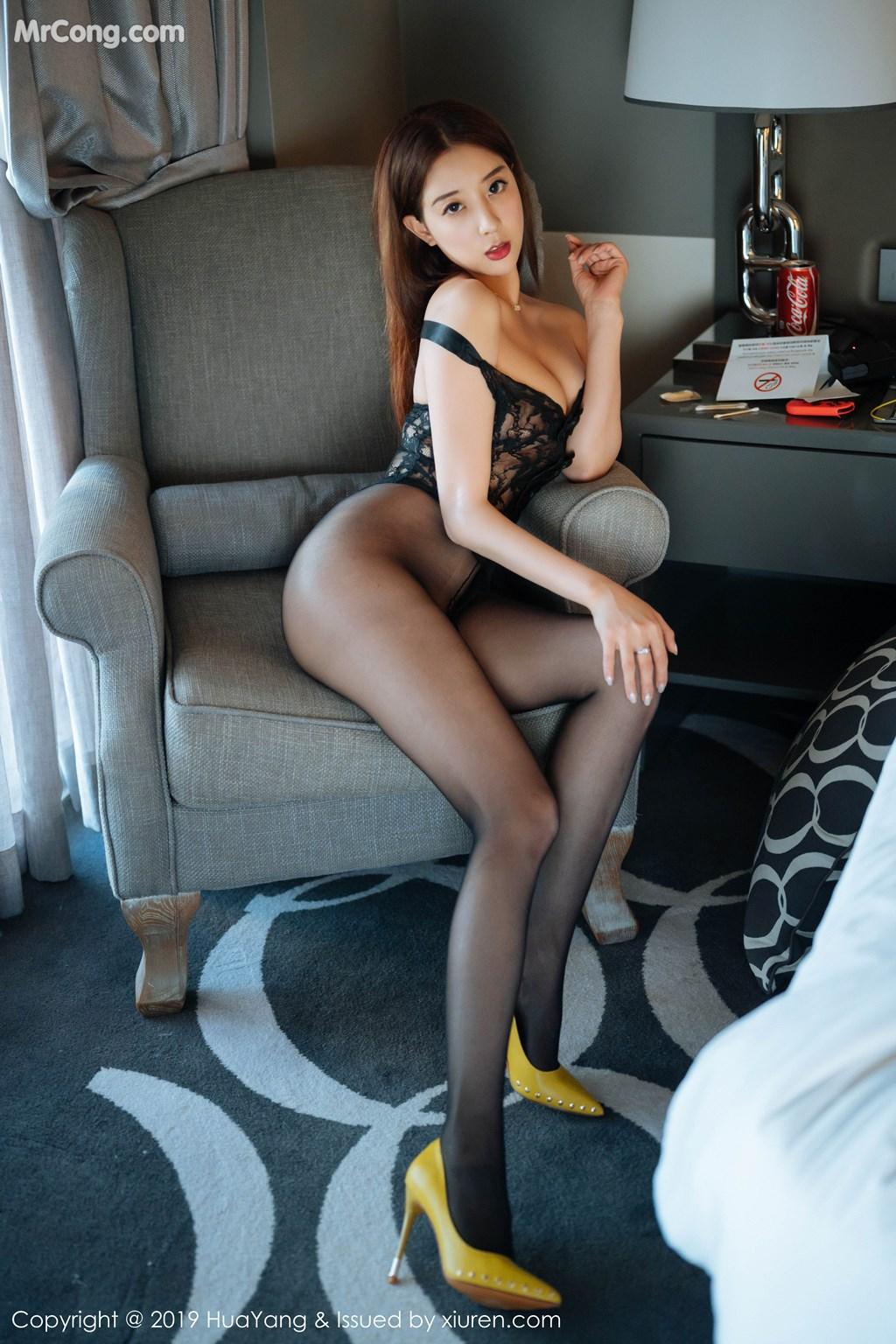 Image HuaYang-Vol.154-Xiao-Hui-MrCong.com-002 in post HuaYang Vol.154: Xiao Hui (筱慧) (44 ảnh)