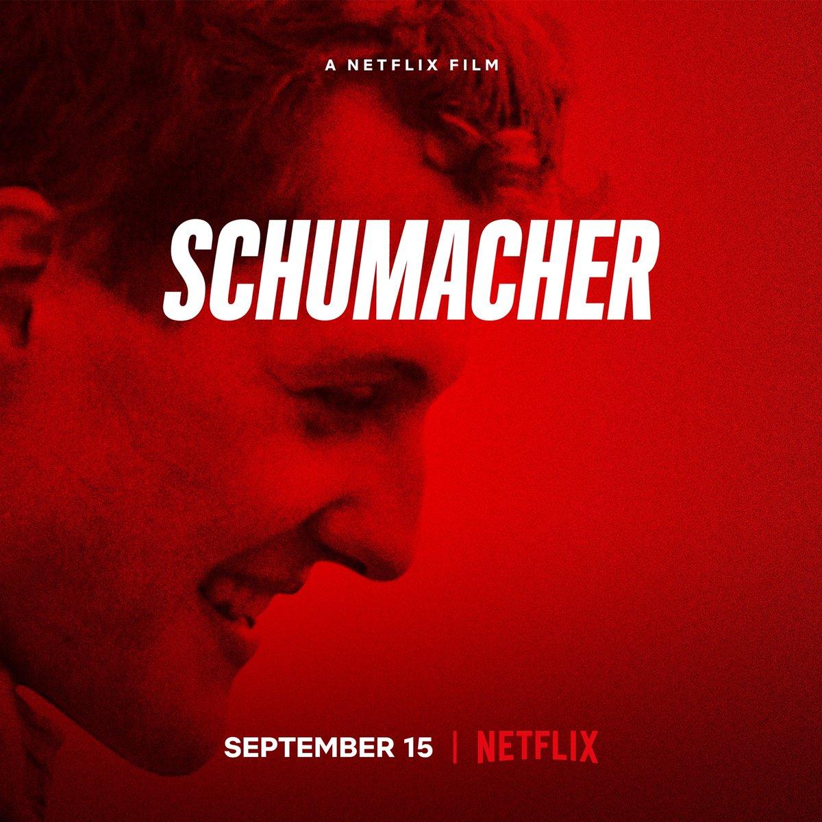 SCHUMACHER, il documentario arriva su Netflix   Trailer