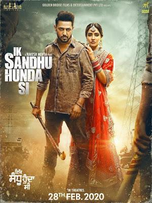 Ik Sandhu Hunda Si 2020 [Punjabi DD5.1] 720p WEB-DL ESubs Download