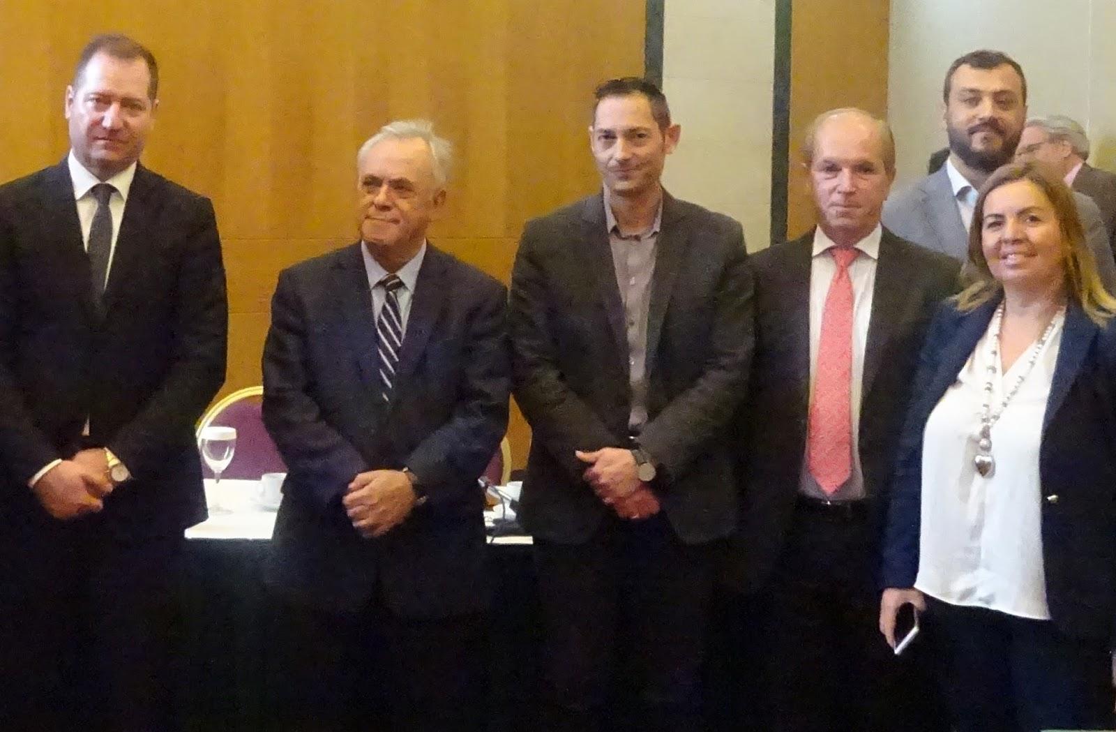 Συναντήσεις του ΣΘΕΒ με τον Αντιπρόεδρο της Κυβέρνησης κ. Δραγασάκη και τον Υπουργό Οικονομίας και Ανάπτυξης κ. Παπαδημητρίου στα πλαίσια του Αναπτυξιακού Συνεδρίου Θεσσαλίας