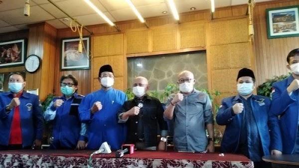 Pendiri Demokrat: Dulu Kami Jemput SBY, dan Sekarang Moeldoko