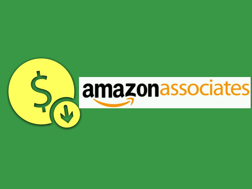 Amazon affiliate marketing : receive commission by promoting products