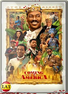 Un Príncipe en Nueva York 2 (2021) DVDRIP LATINO
