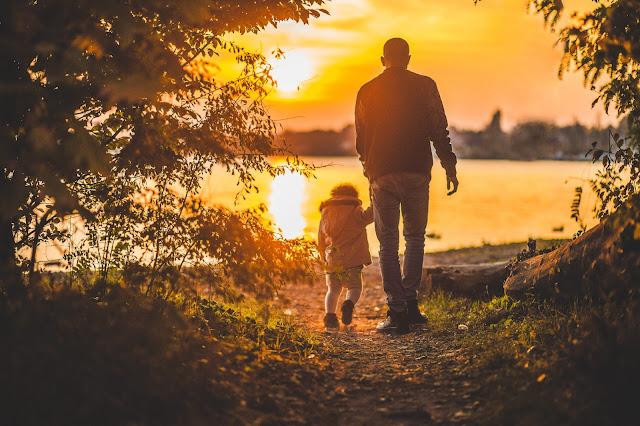 O melhor presente para uma criança é o nosso tempo !