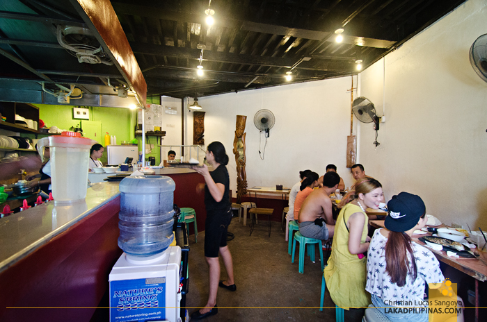 Smoke Restaurant Boracay Interiors