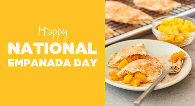 National Empanada Day Wishes