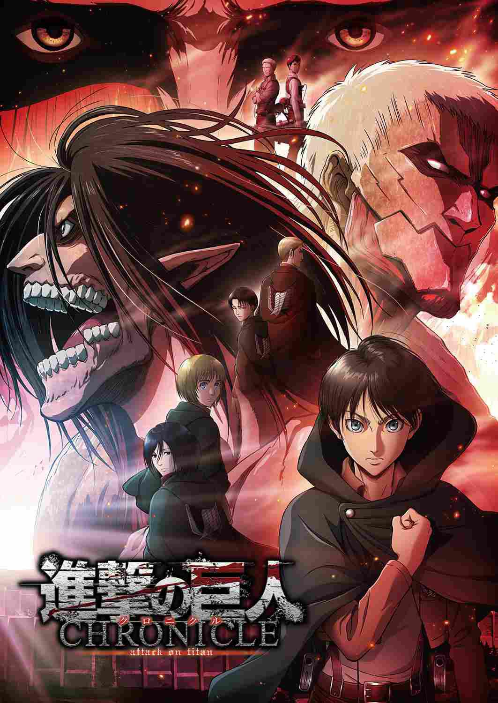 Attack on Titan Final Season Digarap Studio Baru