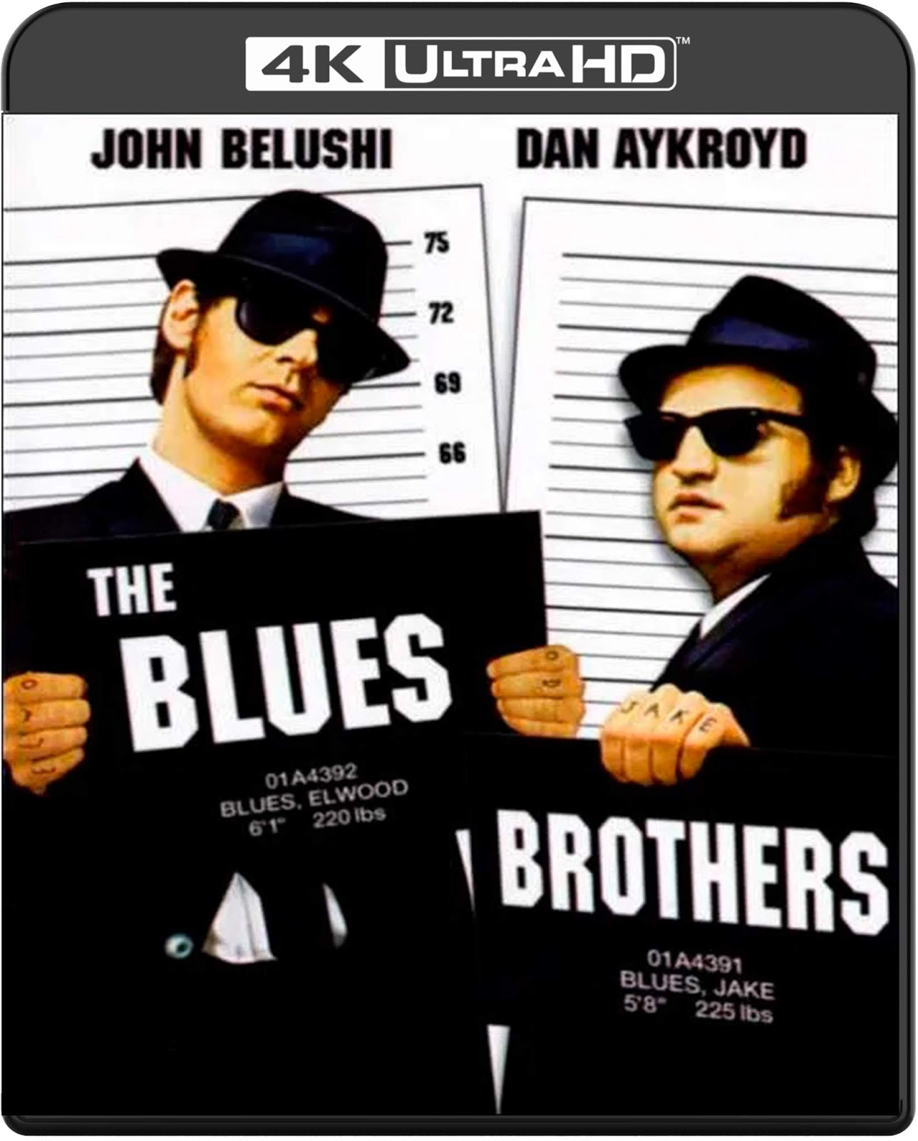 The Blues Brothers [1980] [UHD] [2160p] [Subtitulado]