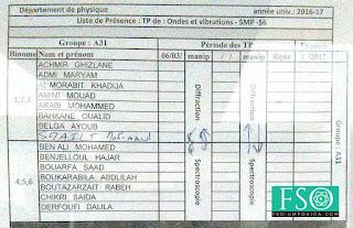 SMP S6 : Groupe A31 TP Ondes et Vibrations