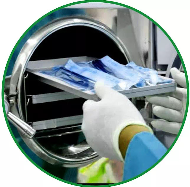 Decontamination (or Sanitization): It refers to the reduction of pathogenic microbes to a level at which items are considered as safe to handle without protective attire with reduction of at least 1 log CFU of microorganism but not spores.