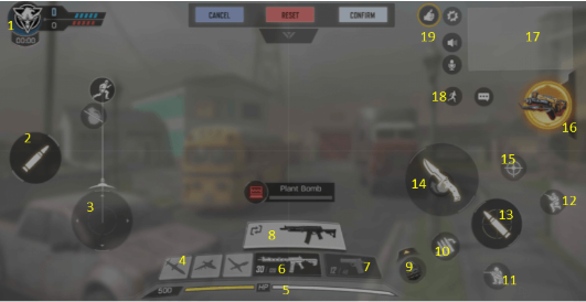 Cara pro main Call of Duty Mobile 1