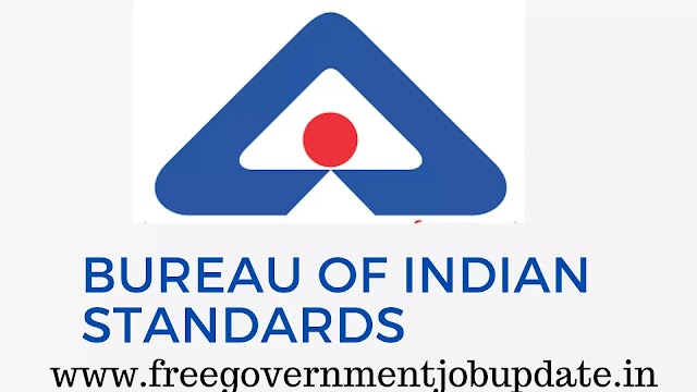 Bureau of Indian standards ( bis ) | Sarkari jobs 2020