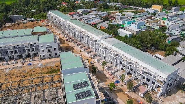 Đầu tư an toàn tại Cần Thơ với mô hình đô thị khép kín