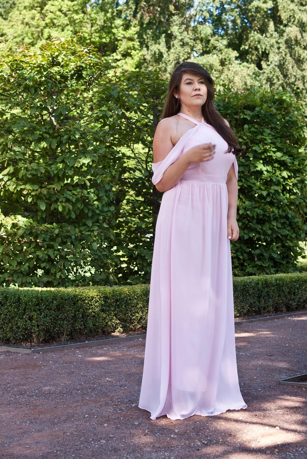Długa Sukienka Dla Druhny / Sukienki Na Wesele / Maxi Dresses