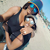 They slay together! Omotola and daughter in beautiful selfie