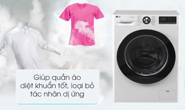 Máy giặt LG FV1450S3W