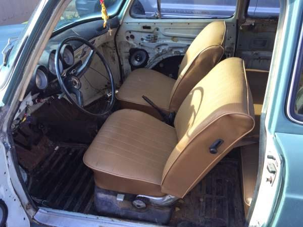 1966 Volkswagen Fastback Project Buy Classic Volks