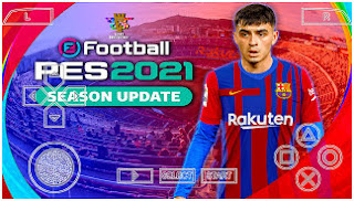 Download eFootball PES 2021 PPSSPP Peter Drury Commentary Chelito V7 Best Graphics Real Face & Update Transfer