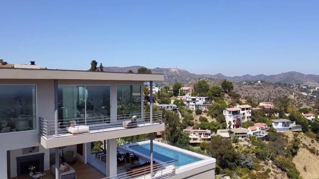 46 Interior Photos vs. Video Tour 7007 Los Tilos Rd, Los Angeles, CA Luxury Contemporary House