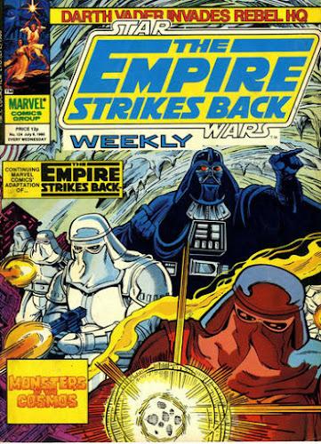Empire Strikes Back Weekly #124, Darth Vader